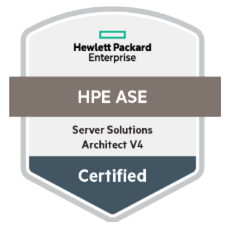 Redbot Technologies HPE Server Solutions Architect V4