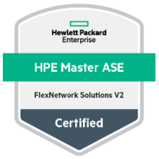 HPE FlexNetwork Solutions Certified