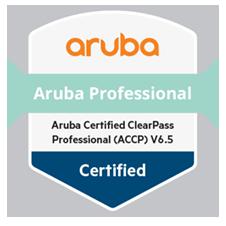 Redbot Technologies Aruba ACCP Certified